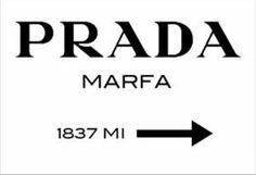 Prada sign from gossip girl