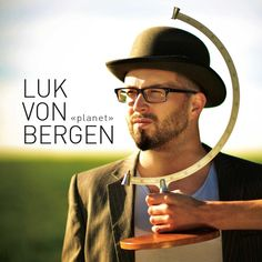album cover art: luk von bergen - planet [03/2013]