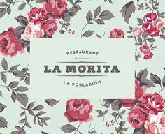 La Morita. Restaurant by Paula Mastrangelo, via #Behance #identity #identit& #branding