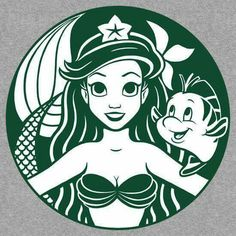 Starbucks ariel