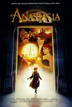 Anastasia (1997) G | 1h 34min |  21 November 1997 (USA) - The last surviving child of the Russian Royal Family joins two con men to reunite with her grandmother, the Dowager Empress, while the undead Rasputin seeks her death.