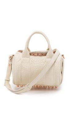 Alexander Wang Mini Rockie Bag #Shopbop