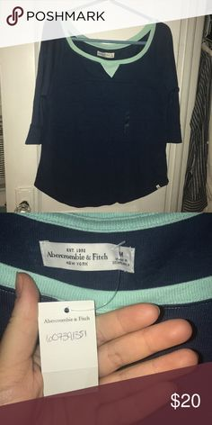 Abercrombie & Fitch sweater med NWT Abercrombie & Fitch sweater med NWT Abercrombie & Fitch Sweaters