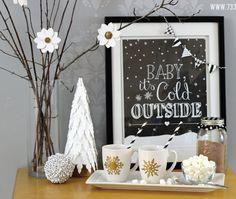 Vánoce ve zlatě