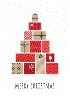 Simple Christmas, Christmas Time, Merry Christmas, Minimal Christmas, Gold Christmas, Vintage Christmas, Holiday Cards, Christmas Cards, Christmas Decorations