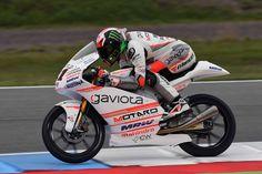 Moto3: Bagnaia mais rápido na 1ª sessão de treinos livres em Silverstone