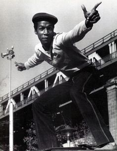 Hip-Hop legend #GRANDMASTERFLASH
