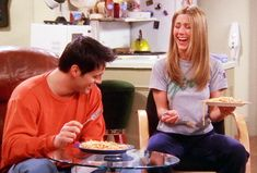 Rachel & Joey, just friends Friends Season 6, Tv: Friends, Friends Scenes, Friends Cast, Friends Episodes, Friends Moments, Friends Tv Show, Jennifer Aniston, Joey And Rachel