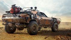 Download Mad Max Fury Road Car 2015 Movie 1920x1080