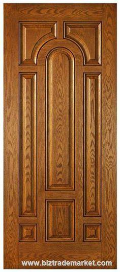 Interior Wood Doors What You Must Look For While Buying Interior Wood Doors Single Door Design, Front Door Design Wood, Wood Front Doors, Wooden Door Design, The Doors, Entrance Doors, Panel Doors, Doorway, Modern Wooden Doors