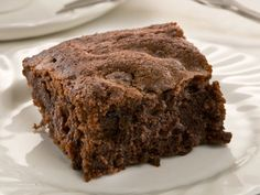 Pass on the large brownie, go for the smaller one. Calories saved: 100