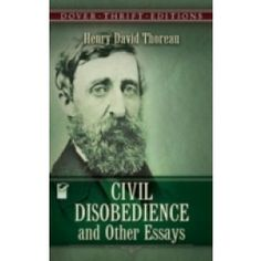 Buy Civil Disobedience, and Other Essays book by Author Thoreau,