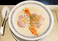 ◯de▽(まるでさんかく) - 西中島 #ヌードル倶楽部 Hummus, Ethnic Recipes, Food, Meals, Yemek, Eten