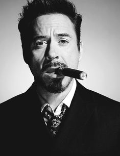 Robert Downey Jr.: Kiss Kiss Bang Bang, The Soloist, Tropic Thunder, and Sherlock Holmes