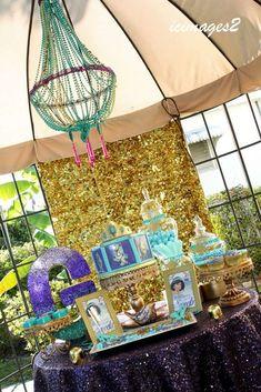 Princess Jasmine Birthday Party Ideas | Photo 6 of 30 | Catch My Party