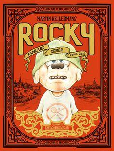 Fem år Rocky, vem vill inte ha ...?