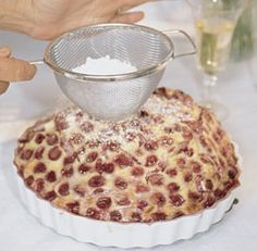 fresh cherry clafoutis fresh cherry clafoutis more recipes to cook ...
