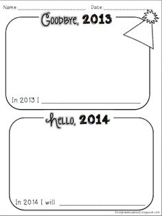 New Year 2014 Freebie