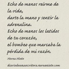 #Poesía de hoy ;) #poema #cita #frase #amor #desamor
