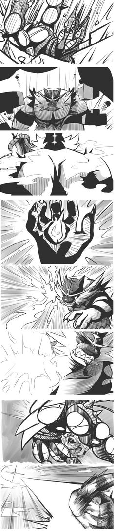 Pokémon INCINEROAR  VS BUZZWHOLE
