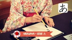 Essa é nossa nova série de posts onde ensinaremos em detalhes como escrever perfeitamente cada letra do hiragana, além de aprender vários conceitos da gramática japonesa.   Neste post, iniciamos com a Série あ