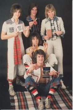 Les Mckeown, Leif Garrett, Scott Baio, Cher Bono, Bay City Rollers, Donny Osmond, Andy Gibb, City Boy, David Cassidy