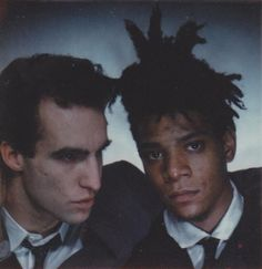 John Lurie and Jean-Michel Basquiat http://johnlurieart.com/