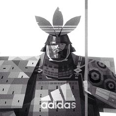Branded. #illustration #design #adidas