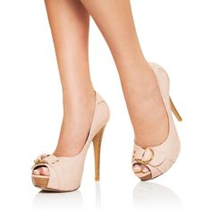 Daphne.. I have these shoes in the tan color. LOVE THEM!