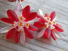 Ridgways / Hippie collection -red flowers