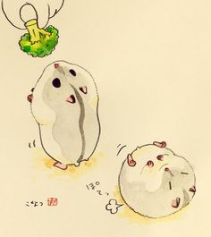背伸びして尻もちついちゃうハムスター愛おしい Cute Animal Drawings, Kawaii Drawings, Cute Drawings, Animals And Pets, Cute Animals, Nature Sketch, Cute Hamsters, Dibujos Cute, Wow Art