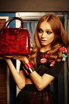 The Glamourai's take on Furla's Candy bag