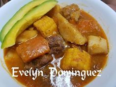 How to make a Delicious Sancocho(Ajiaco) Caribbean Soup - YouTube