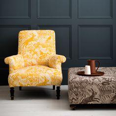 Mark Hearld - Harvest Hare - fabric