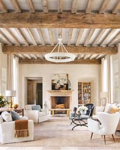 Designer: Carolyn Malone-Atlanta Architecture: D. Stanley Dixon  Photographer: Annie Schlechter Sources: Holland&Sherry-Armchairs, Coup  d'Etat-Wingback Chair ...