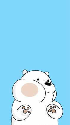 Cute Panda Wallpaper, Bear Wallpaper, Cute Patterns Wallpaper, Kawaii Wallpaper, We Bare Bears Wallpapers, Panda Wallpapers, Cute Cartoon Wallpapers, Disney Phone Wallpaper, Cartoon Wallpaper Iphone