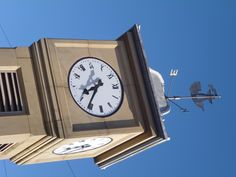 Fleetwood Town Clock