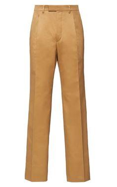 Prada, Khaki Pants, Fashion, Moda, Khakis, Fashion Styles, Fashion Illustrations, Trousers
