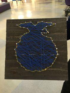 FFA Emblem String Art