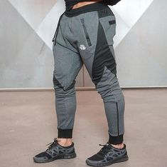 2017 Brand New Gold Medal Fitness Casual Elastic Pants Stretch Cotton Men's Pants Body Engineers Jogger Bodybuilding Pants Mens Jogger Pants, Men's Pants, Long Pants, Harem Pants, Slim Joggers, Skinny Joggers, Sweat Pants, Mens Workout Pants, Casual Pants