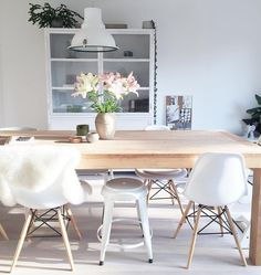 Eetkamer | Diningroom | vtwonen 09-2016 | photography: Anouk de ...