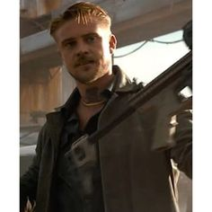 Boyd Holbrook, Logan -Donald Pierce