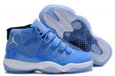 size 40 4700c 18a27 Nike Air Jordan 11 Schuhe blau weiß http   www.nikeschuhekaufenwelt.com
