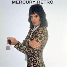 Mercury goes Retro