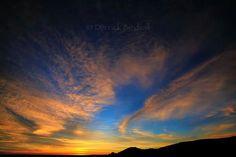 Sundown, Caprock Canyons State Park ~ Derrick Birdsall
