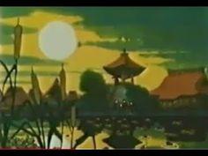 「せなかの赤いカニ」まんが日本昔ばなし - YouTube Golf Courses, Youtube