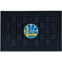 NBA Medallion Door Mat, Black