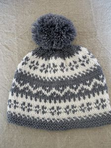 ccfbeac46be Fair Isle Beanie - Free Knitting Pattern