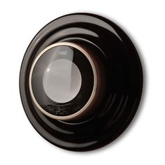 NEST Thermostat trim plate   www.treetwoonedesign.com