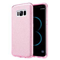 DW Starry Dazzle Samsung Galaxy Plus Case - Purple Gradient Galaxy S8 Phone Cases, Cute Phone Cases, Samsung Galaxy, Cell Phone Contract, Phone Covers, Samsung Cases, Protective Cases, Cell Phone Accessories, Glitter